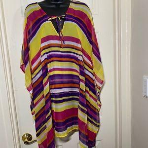 Cover Up Wrap Multicolored